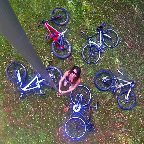 Claudia Clement - My bikes