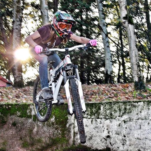 Claudia Clement for Broken Rider