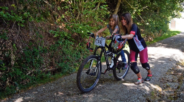 Claudia clement specialized sworks enduro
